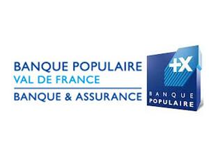 tarifs banque Populaire Val de France